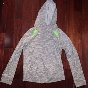 Under Armour Women's Gray Hoodie